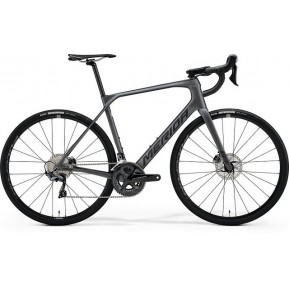 "Велосипед 28"" MERIDA SCULTURA ENDURANCE 6000 2021 SILK ANTHRACITE(BLACK) Фото №1"