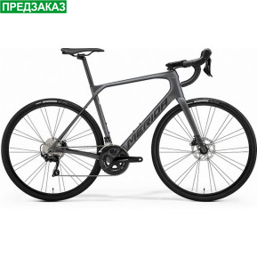 "Велосипед 28"" MERIDA SCULTURA ENDURANCE 4000 2022 silk anthracite Фото №1"