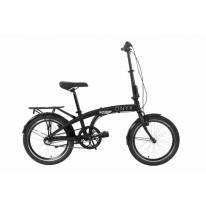 "Велосипед 20"" Dorozhnik ONYX планет. складной 2021 чорн"