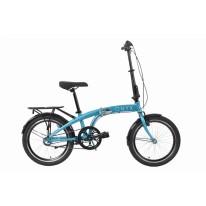 "Велосипед 20"" Dorozhnik ONYX планет. складной 2021 блакитний"