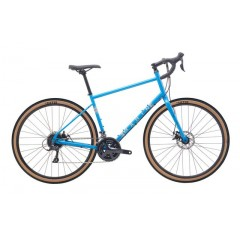 Велосипед треккинговый  Marin Four Corners 2019 blue Cr-mo