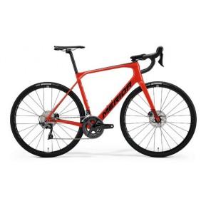"Велосипед 28"" MERIDA SCULTURA ENDURANCE 6000 2021 red Фото №1"