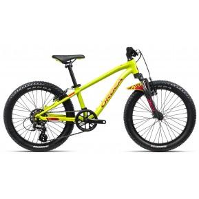 """Велосипед детский 20"""" Orbea MX 20 XC 2021 lime Фото №1"""