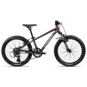 """Велосипед детский 20"""" Orbea MX 20 XC 2021 purple Фото №1"""