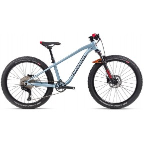 "Велосипед детский 24"" Orbea LAUFEY 24 H20 2021 blue Фото №1"