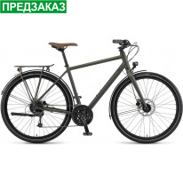 """Городской велосипед Winora Talparo 28"""" 2021 olive matt"""
