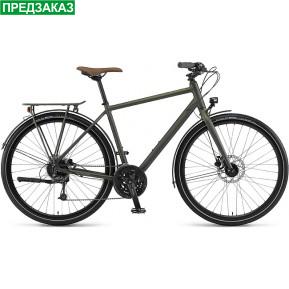 "Городской велосипед Winora Talparo 28"" 2021 olive matt Фото №1"