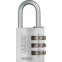 ABUS 145/30 Silver