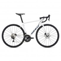 Велосипед Giant TCR ADVANCED 2 DISC white - 2021