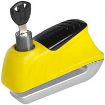 Мотозамок ABUS 345 Trigger Alarm yellow