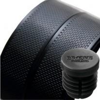 Обмотка для руля BROOKS Microfiber Bar Tape Black