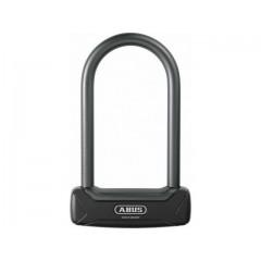 U-подобный замок ABUS 640/135HB230+TexKF black Granit Plus 640 +ABUS 1500/60  в подарок