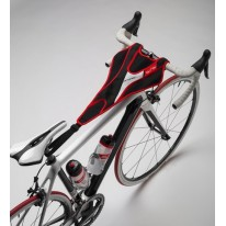 Защита на велосипед Elite PROTEC, красный АКЦИЯ!