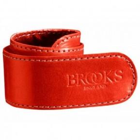 Фіксуючий ремінець BROOKS Trousers Strap Red Фото №1