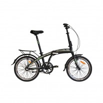 "Велосипед складаний 20"" VNC GoodWay EQ 20 2021 black"