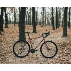"""Велосипед туринг на осях 28"""" Pride Rocx Tour 2021 красный"""