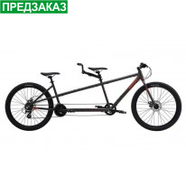 "Велосипед тандем 27.5"" Polygon IMPRESSION AX DISC 2021"