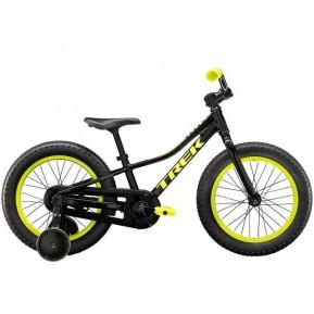 """Велосипед 16"""" Trek Precaliber 16 Boy's чорный - 2021 Фото №1"""