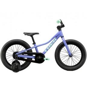 """Велосипед 16"""" Trek Precaliber GIRLS CB PR фіолетовий 2020 Фото №1"""