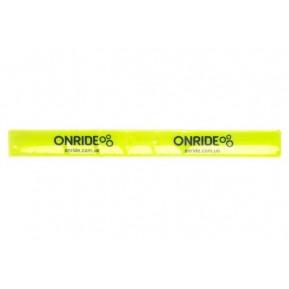 Світловідбиваюча смужка логотип ONRIDE розмір L Фото №1