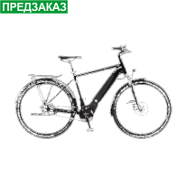 """Электровелосипед 28"""" Winora Sinus iR8f (Men) - 2021"""
