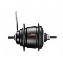 Втулка задняя Shimano SG-C6001 NEXUS 8 скоростей, 32 отв, с ножным тормозом, черная