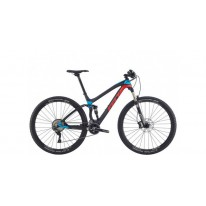 "Горный велосипед 29"" Felt EDICT 3 Matte Carbon (Red, Blue) L - 20"" , 21711620"