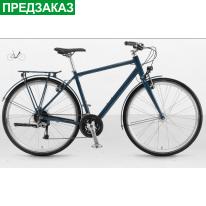 """Городской велосипед 28"""" Winora Zap men 2021 синий"""