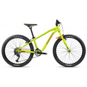"""Велосипед детский 24"""" Orbea MX 24 TEAM 2021 lime Фото №1"""