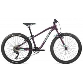 "Велосипед детский 24"" Orbea MX 24 TEAM 2021 purple Фото №1"
