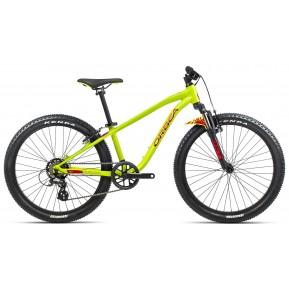 """Велосипед детский 24"""" Orbea MX 24 XC 2021 lime Фото №1"""