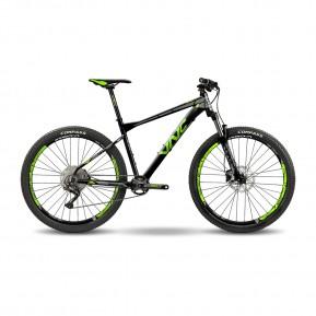 """Велосипед горный 27.5"""" VNC RockRider A3 2021 black-green Фото №1"""