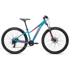 "Велосипед подростковый 27.5"" Orbea MX 27 ENT XS DIRT 2021 blue Фото №1"