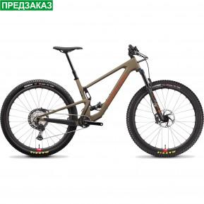 """Велосипед горный 29"""" SANTA CRUZ Tallboy XT 2022 Flatte Earth Фото №1"""