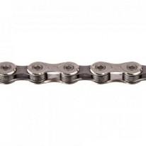 Цепь KMC инд. 116 зв. 1/2x11/128 KMC X10 silver/silver