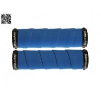 Грипсы BOPTRAVEL  dark-blue-black