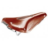 Велосипедное  седло BROOKS B17 IMPERIAL Standard Honey + чехол и смазка  в подарок