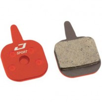 Колодки тормозные диск JAGWIRE MTN sport Tektro IO (25 пар)