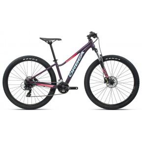 "Велосипед подростковый 27.5"" Orbea MX 27 ENT XS DIRT 2021 purple Фото №1"