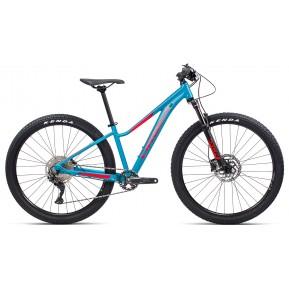 "Велосипед подростковый 27.5"" Orbea MX 27 ENT XS XC 2021 blue Фото №1"