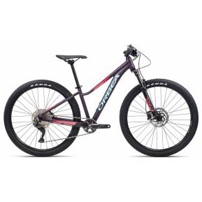 "Велосипед подростковый 27.5"" Orbea MX 27 ENT XS XC 2021 purple Фото №1"