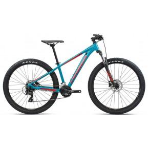"Велосипед подростковый 27.5"" Orbea MX 27 XS Dirt 2021 blue Фото №1"