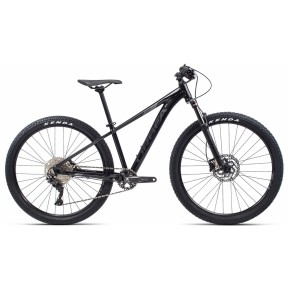 "Велосипед подростковый 27.5"" Orbea MX 27 XC 2021 black Фото №1"
