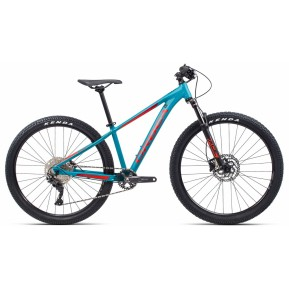 "Велосипед подростковый 27.5"" Orbea MX 27 XC 2021 blue Фото №1"