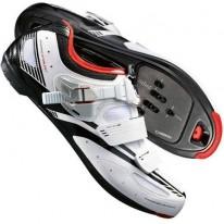 Велообувь Shimano SH-R107W SPD-SL+SPD, белые