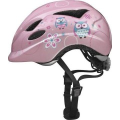 Велошлем детский ABUS ANUKY Rose Owl, S