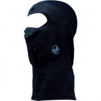 Балаклава Balaclava Cross Tech Buff Black S/M