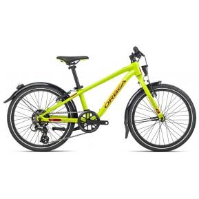 "Велосипед детский 20"" Orbea MX Park 20 2021 lime Фото №1"