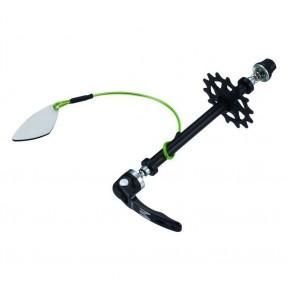 Система для транспортировки велосипеда (вставка в задние дропауты) Birzman Chain Keeper QR  Фото №1
