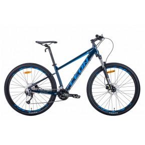 """Велосипед 27.5"""" LEON XC-70 2021 синий Фото №1"""